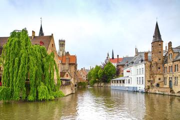 Bruges Day Trip from London by Eurostar