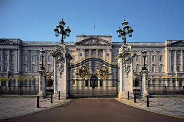 Buckingham Palace Tour Including Afternoon Tea