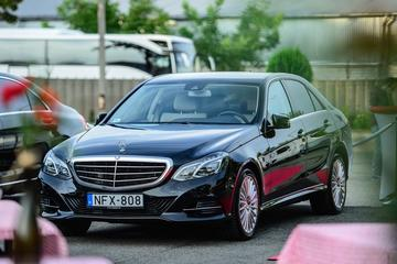 Budapest Airport 30-Minute Private Arrival Transfer