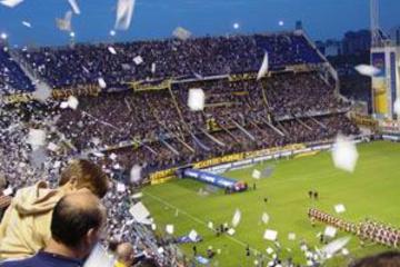 Buenos Aires Behind the Scenes Soccer Stadium Tour