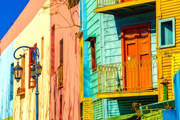 Buenos Aires Overnight Tour with Airport or Port Transfer
