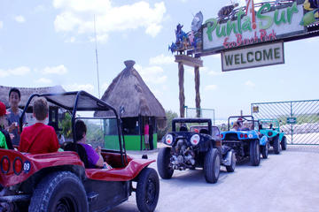 Buggy or Jeep Cozumel with Transport from Cancun