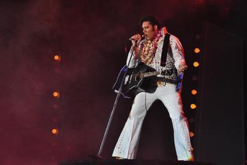 Burn'n Love Waikiki Elvis Presley Show