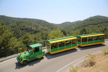 Butterfly Train in Rhodes
