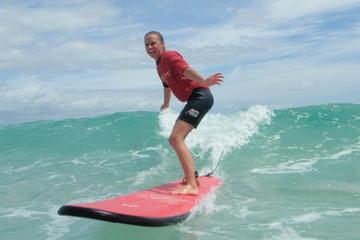 Byron Bay Surfing Lesson with Local Instructor Gaz Morgan