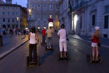 Caesar Segway Rome Tour