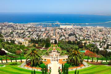 Caesarea Haifa Rosh Hanikra Acre Tour from Herzliya