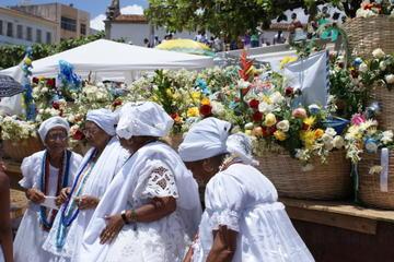 Candomblé Ceremony in Salvador