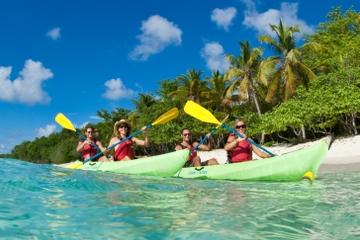 Caneel Bay Kayak, Hike and Snorkel Tour