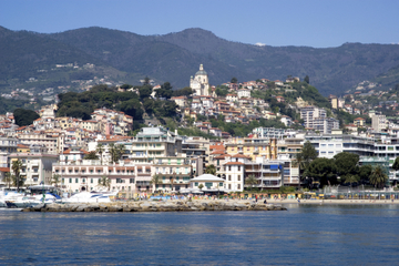 Cannes Shore Excursion: Small-Group Italian Riviera Market Tour