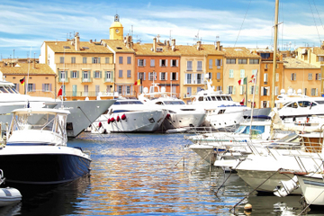 Cannes Shore Excursion: Small-Group St-Tropez Day Trip