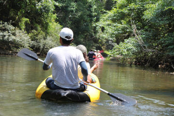 Canoe Cave Explorer Phang Nga Bay Tour from Phuket