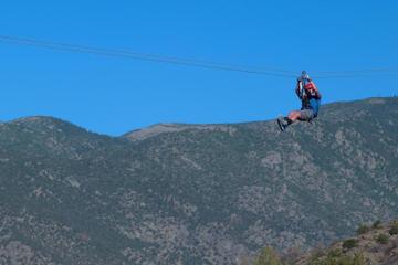 Canon City Extreme Zip Line Tour