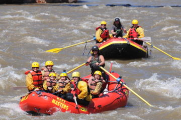 Canon City Whitewater Rafting Excursion in Bighorn Sheep Canyon