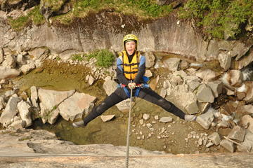 Canyoning at Grimsel from Interlaken