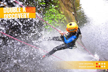 Canyoning Day Trip from Bali: Kalimudah and Kalikecil