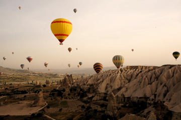 Cappadocia 3 Day Tour from Side