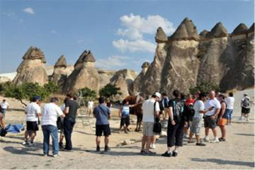 Cappadocia Red Tour with Lunch