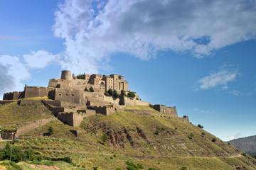 Cardona Castle and Salt Mountain Cultural Park Tour from Barcelona