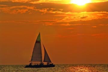 Caribbean Combo - Sailing, Snorkeling and Sunset