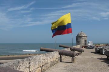 Cartagena de Indias Colonial Walls and Bastions Audio Guide