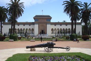 Casablanca Shore Excursion: Private Half-Day Sightseeing Tour