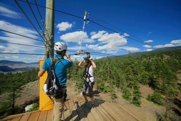 Cascade Mountains Zipline Tour