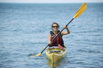 Casco Bay Half-Day Sea Kayak Tour