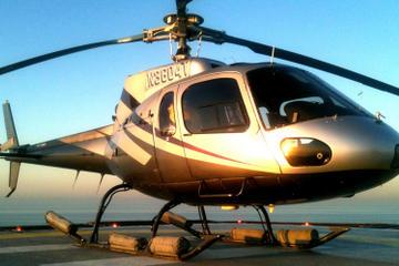 Catalina Island Helicopter Flight from Santa Ana