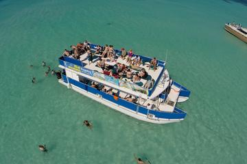 Catamaran and Snorkel Tour in Isla Mujeres