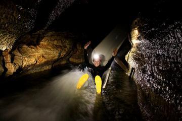Cave Tubing at Waitomo Caves