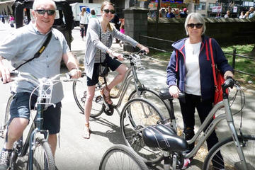 Central Park and Midtown Bike Rental with Half- or Full-Day Option