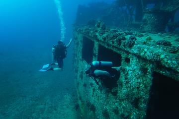 Certified Diving Tour: South Shore Wreck Dive