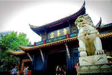 Chengdu Half-Day Private Walking Tour Including Tea Ceremony