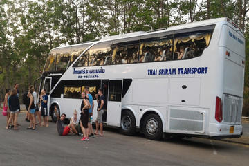 Chiang Mai to Bangkok by Tourist VIP Bus with Drop-Off at Khao San Road