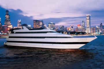 Chicago New Year's Eve Luxury Dinner Cruise
