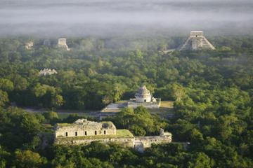 Chichen Itza and Coba Ruins with Lunch and Cenote Ik Kil Swim