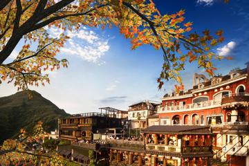 Chiufen Village (Jiufen) and Northeast Coast Half-Day Tour from Taipei