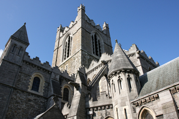 Christ Church Highlights, Bell Ringing Master Class and Viking Walking of Dublin