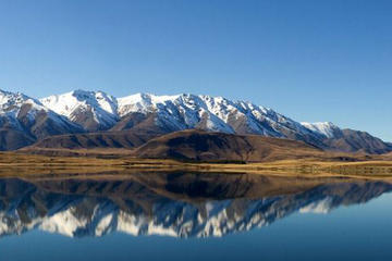 Christchurch Super Saver: Christchurch Double Decker Bus Tour plus Lord of the Rings Journey to Edoras Tour