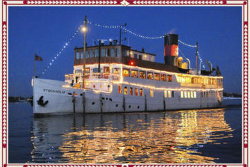 Christmas Cruise Dinner Buffet in the Stockholm Archipelago
