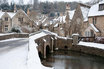 Christmas Day Tour: Stonehenge, Bath and the Cotswolds