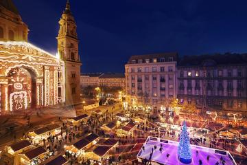 Christmas Market Tour in Budapest including Thermal Bath Visit
