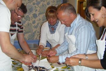 Cinque Terre Cooking Lesson in La Spezia