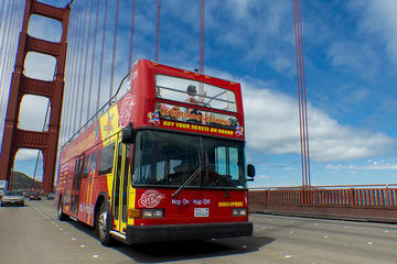 City and Sea Adventure: Hop-On Hop Off Tour Package Including San Francisco Bay Cruise