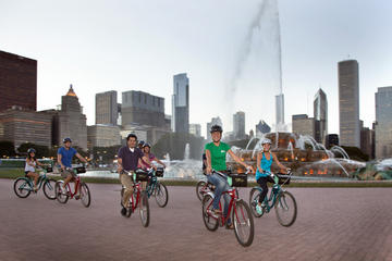 City Lights at Night Bicycle Tour