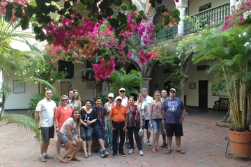 City Tour of Cartagena Including Convento de la Popa