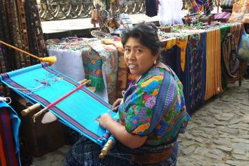 Ciudad Vieja Villages and Elaboration of Huipiles from Guatemala City or Antigua