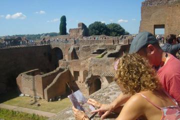 Civitavecchia Cruise Port: Private Full Day Tour to Rome