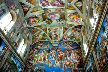 Civitavecchia Shore Excursion: Rome Day Trip with Skip-the-Line Vatican Admission